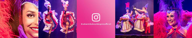 Retrouvez le Cabaret du Bout des Près sur Instagram
