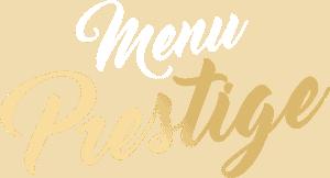 Logo page Menus 'Menu Prestige'