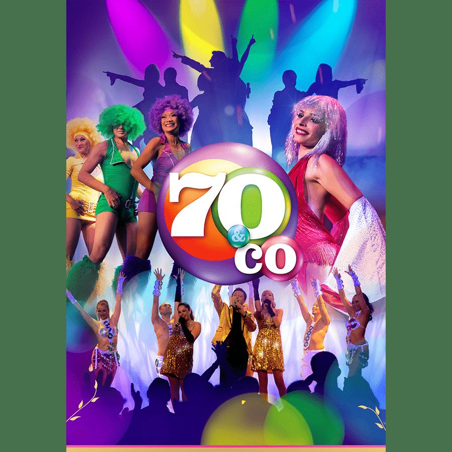 Affiche Spectacles Évènements '70 & Co'